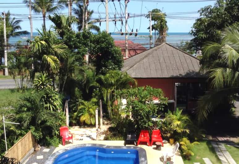 蘇梅島優薩拜竹宅酒店, 蘇梅島, 室外泳池