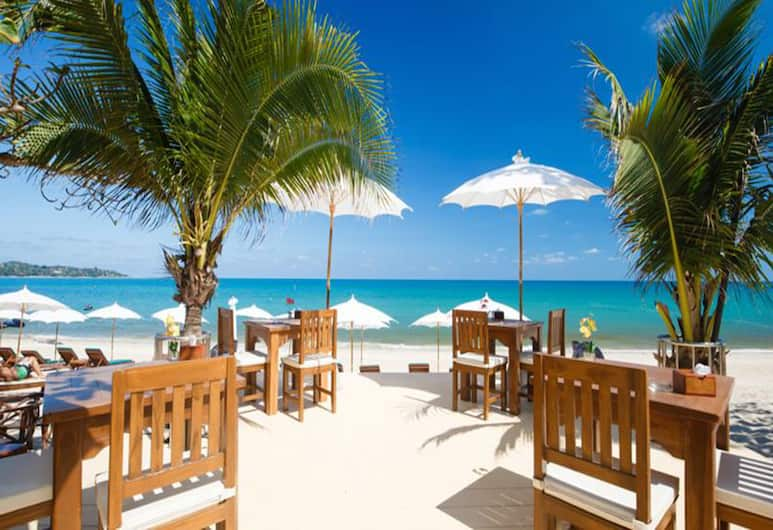 Lamai Coconut Beach Resort, Koh Samui, Udendørs spisning