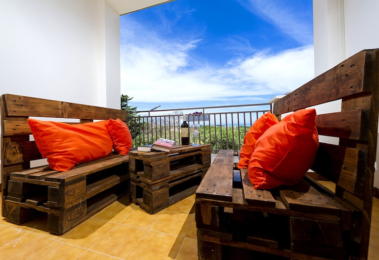 Appartamenti Lu Baruni, Castellammare del Golfo, Departamento, 2 habitaciones, Balcón