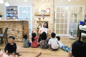 Taitung bölgesindeki Books & Woods B&B resmi