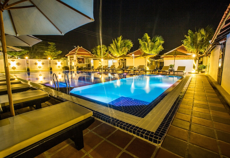 Good Time Resort, Sihanoukville, Pool