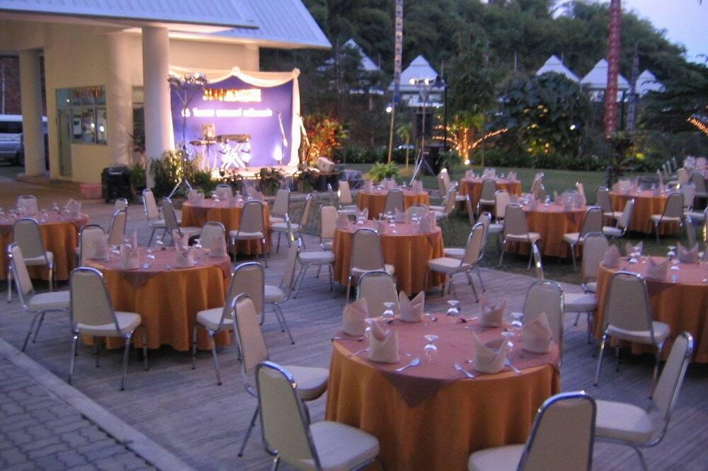 Zona para bodas (exterior)