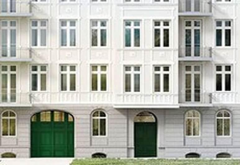 Vilhelm7 Berlin Residences, Berlin, Hotelfassade