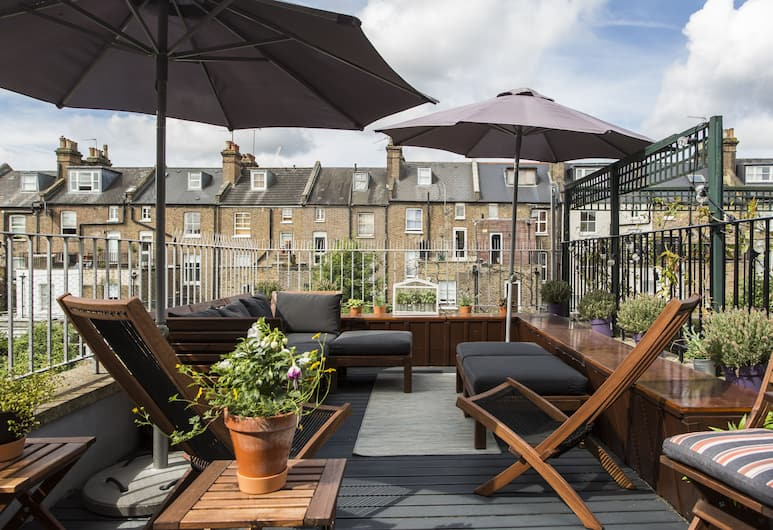 onefinestay - Hampstead private homes, London, Apartment, 2 Bedrooms (Shirlock Road II), Terrace/Patio