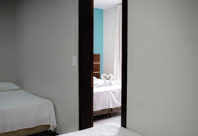 Blu Terrace Hotel, Blumenau, Standardzimmer, Zimmer