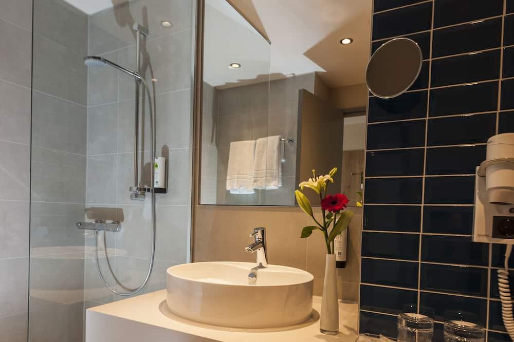Business Room, 1 Katil Bujang (Single) - Bilik mandi