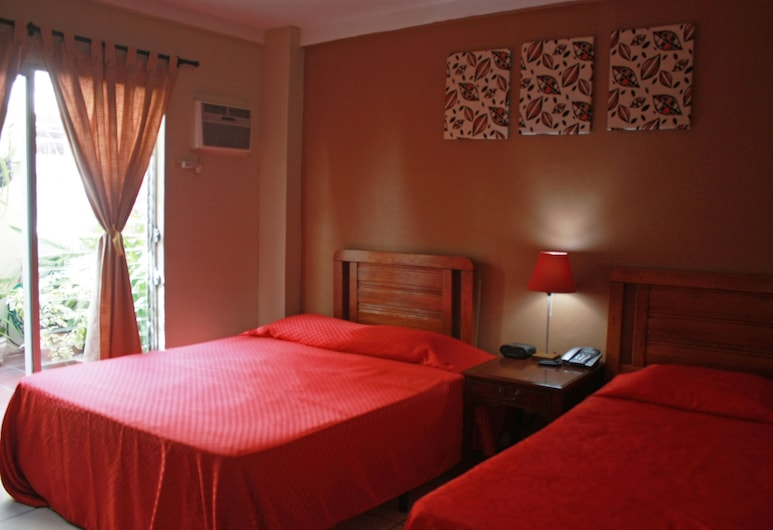 Hotel Andoria, San Salvador, Standard Double Room, Multiple Bedrooms, Accessible, Guest Room