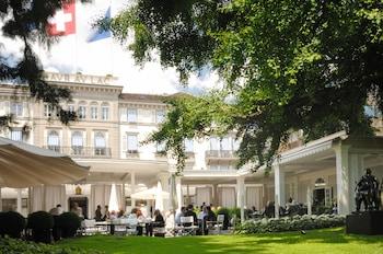 Zurich — zdjęcie hotelu Baur au Lac