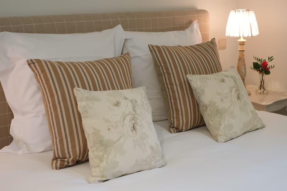 Comfort-herbergi með tvíbreiðu rúmi - Herbergi