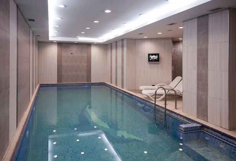 Hotel Sapphire, Istanbul, Indoor Pool