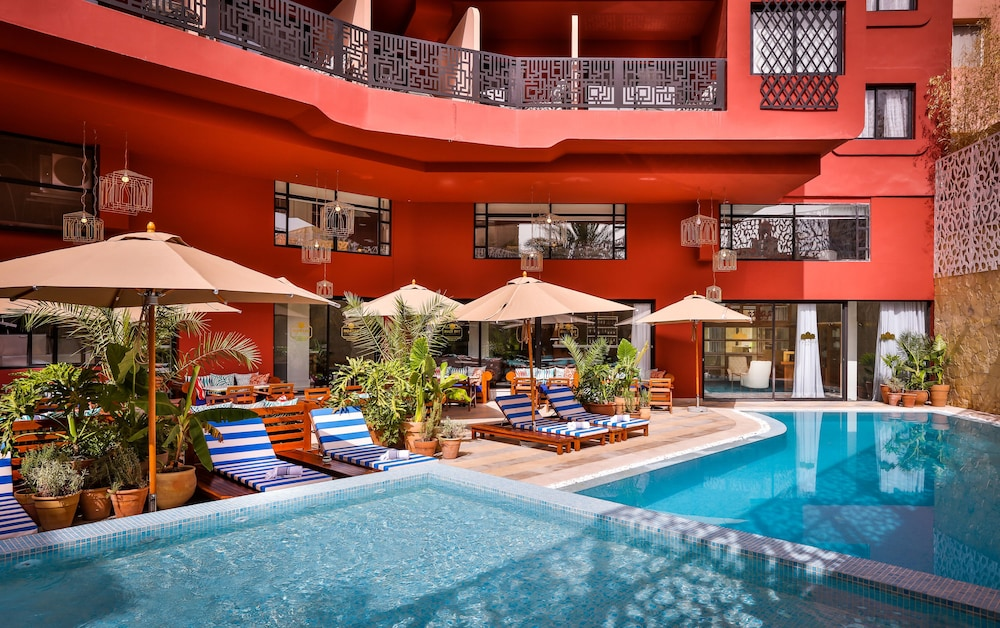 2ciels boutique hotel spa marrakech for Boutique hotel resort
