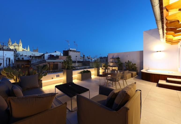 BO Hotel, Palma de Mallorca, Suite (Sky, 3 people), Terrasse/veranda