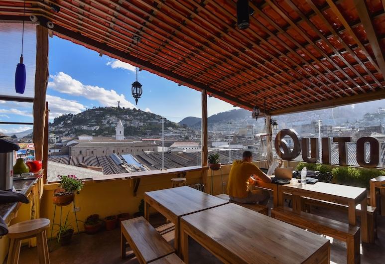 Friends Quito, Quito, Terrasse/patio