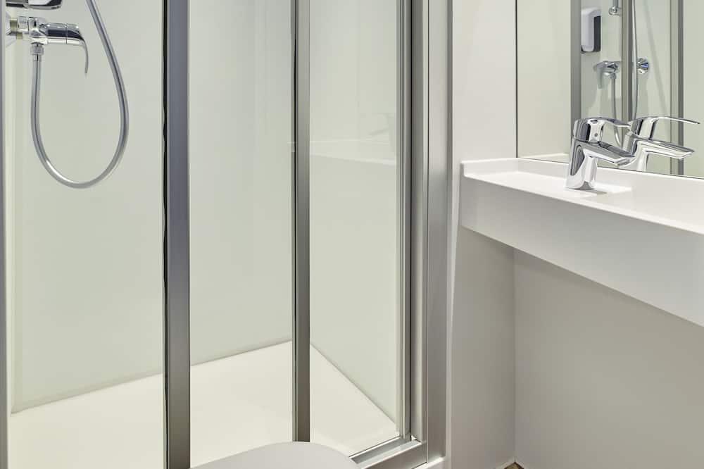 Kamer, 1 tweepersoonsbed, privébadkamer - Badkamer