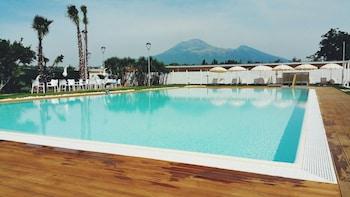 Introduce las fechas para ver los descuentos de hoteles en Pompeya