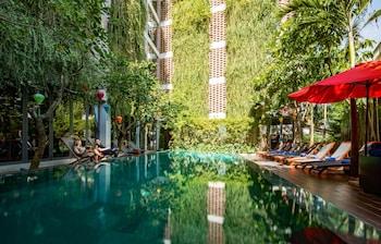 ภาพ Mulberry Collection Silk Eco ใน ฮอยอัน