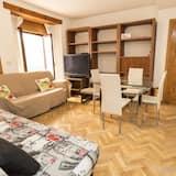 Apartment, 1 Bedroom (Num.14 - Bretón 16, 2ºD) - Living Room