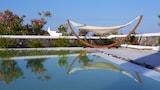 hôtel Santorin, Grèce