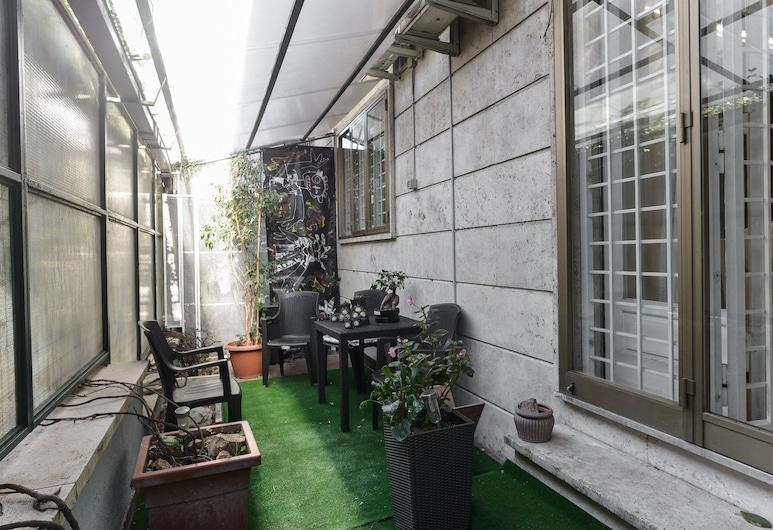 帕里奧里商務民宿, 羅馬, 陽台