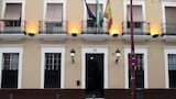 Book this Parking available Hotel in Seville