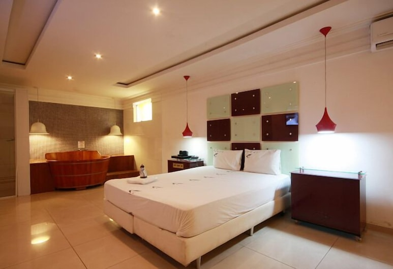 Illusion Motel - Adults Only, Sao Paulo, Sunset, Guest Room