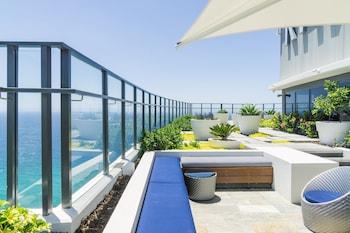 Mynd af Rhapsody Resort í Gold Coast