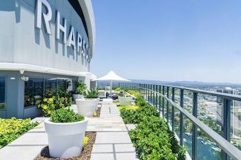 Gode tilbud på hoteller i Surfers Paradise
