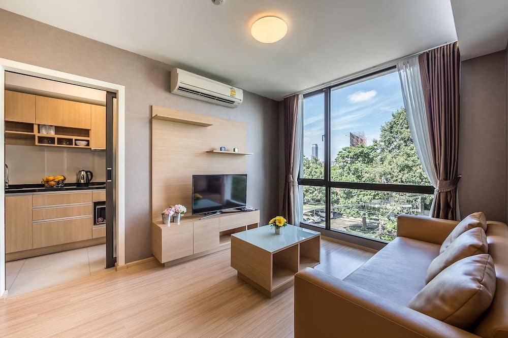 Two Bedroom Suite - Living Room