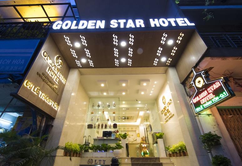 Golden Star Hotel, Πόλη του Χο Τσι Μινχ, Πρόσοψη ξενοδοχείου - βράδυ/νύχτα