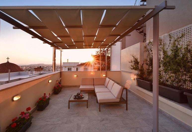 Villa Olivia, Ateena, Huvila, Terassi/patio