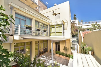 Foto van Villa Olivia in Athene