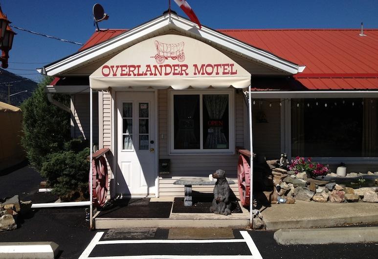 Overlander Motel, Chase, Ulaz u hotel