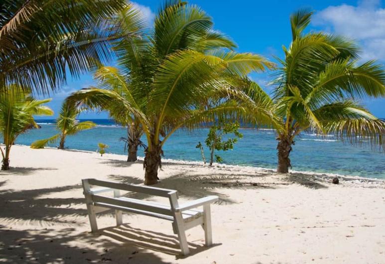 White Sands Beach Resort Tonga, Kanokupolu