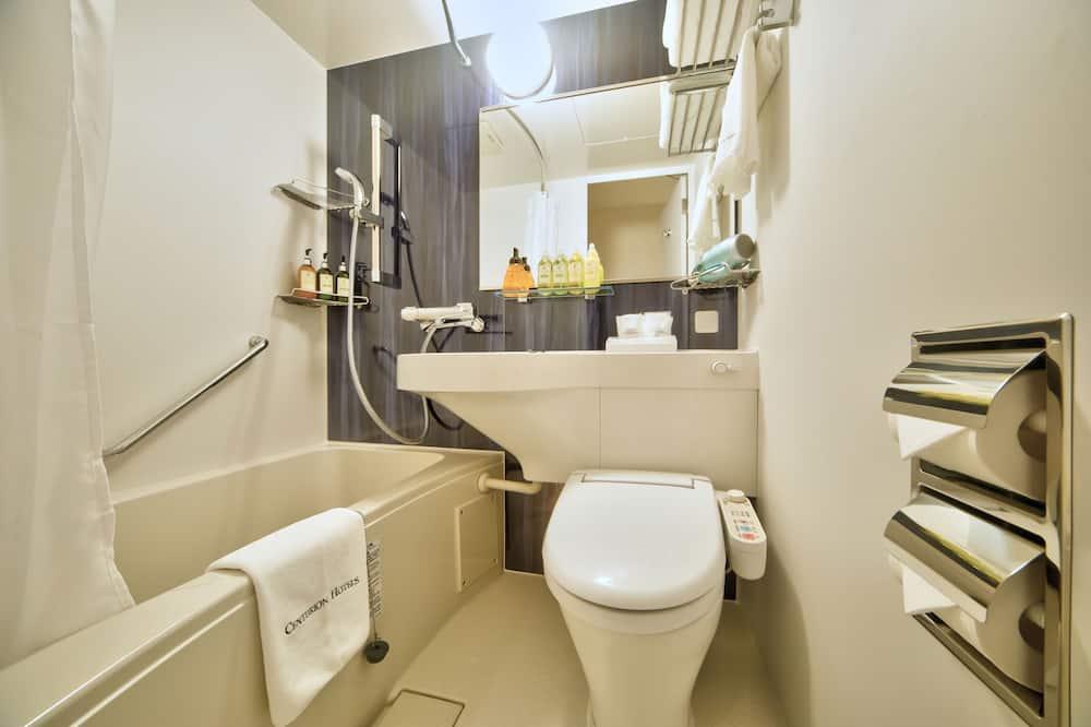 家庭雙床房, 非吸煙房 (2DBL Beds w/loft, 3rd person Extrabed) - 浴室