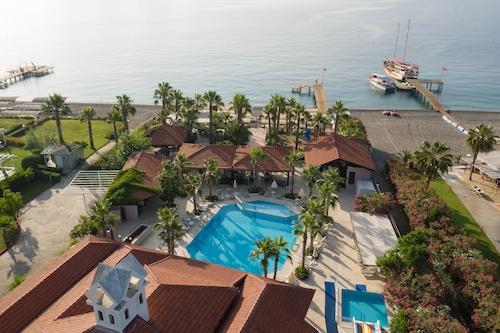 俱樂部阿克曼海灘飯店/
