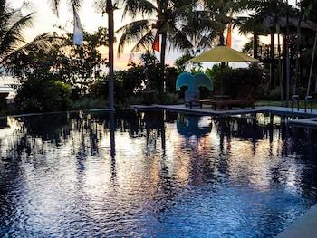 Naktsmītnes Villa L'Orange Bali attēls vietā Gianyar