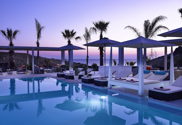 Aurora Luxury Suites, Santorini, Piscina Exterior