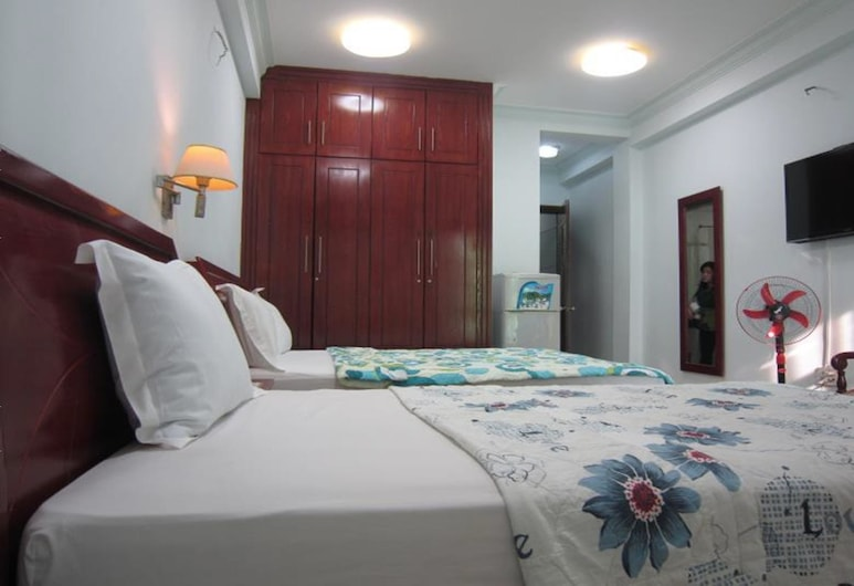 Quy Thanh Hotel, Ho Chi Minh City, Deluxe trippelrum, Gästrum