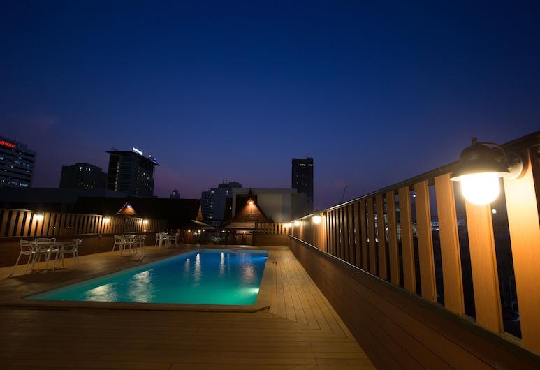 トゥルー サイアム ランナム ホテル, バンコク, 屋外プール