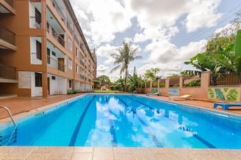 Foto van Nob View Hotel in Kampala