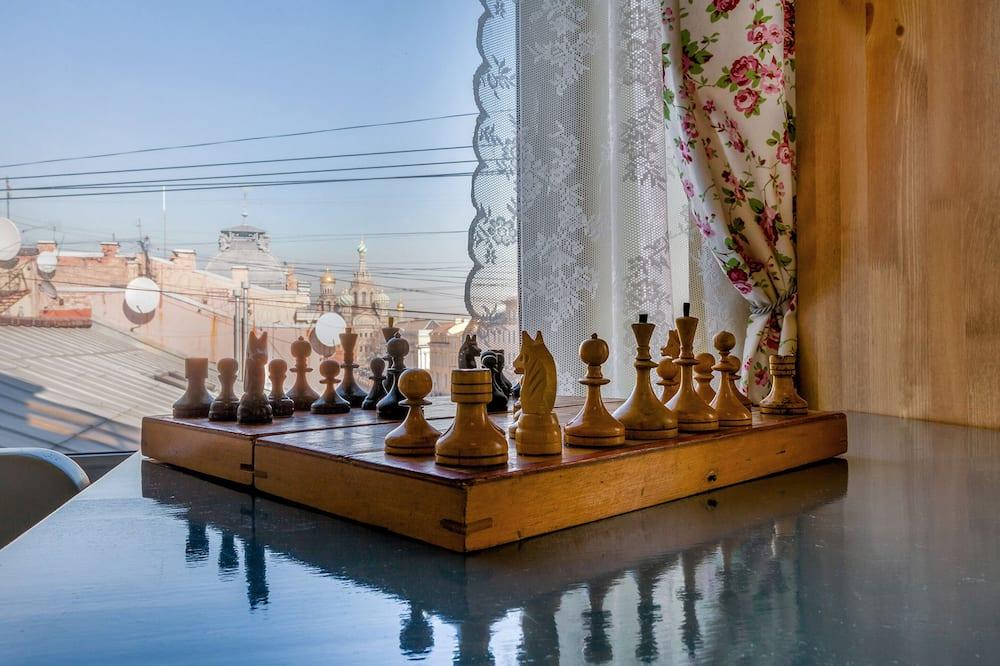 Standardna trokrevetna soba, zajednička kupaonica, pogled na grad - Pogled iz sobe za goste