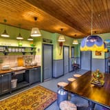 Superior trokrevetna soba, privatna kupaonica - Zajednička kuhinja