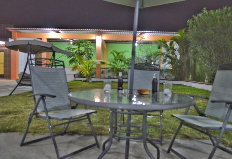 Hotel Chiapas Inn, Tuxtla Gutierrez, Zahrada