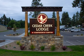 Picture of Cedar Creek Lodge and Conference Center in Columbia Falls