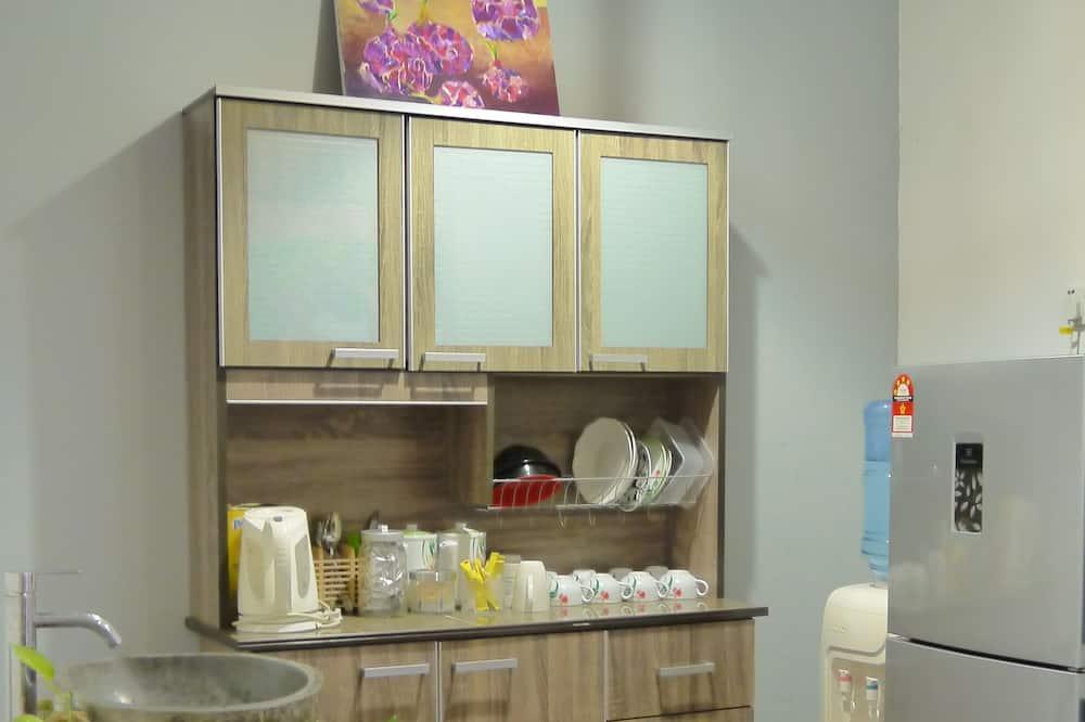 חדר משפחתי (Mori 1 - 7 Pax) - מטבח משותף