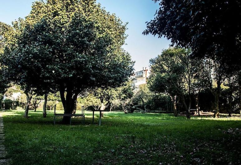 オポルト ロフト, ポルト, 庭園