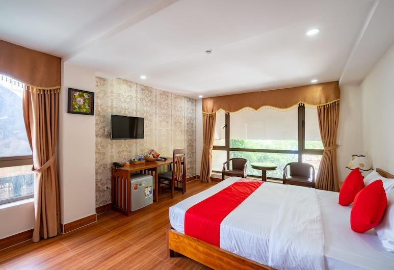 OYO 236 Hoa Mai Boutique Hotel, Da Nang, Deluxe szoba kétszemélyes ággyal, Vendégszoba kilátása
