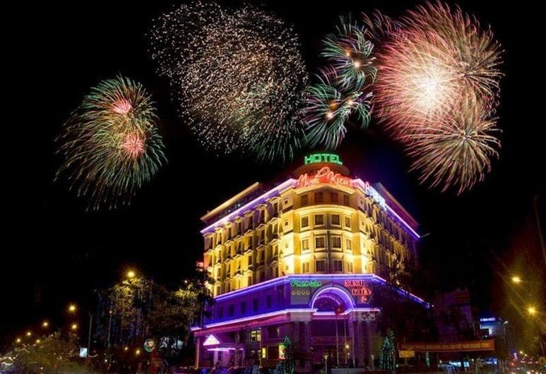 Ninh Kieu 2 Hotel, เกิ่นเทอ, ด้านหน้าของโรงแรม - ช่วงเย็น/กลางคืน
