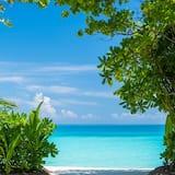 Beach Pool Villa - Terrass