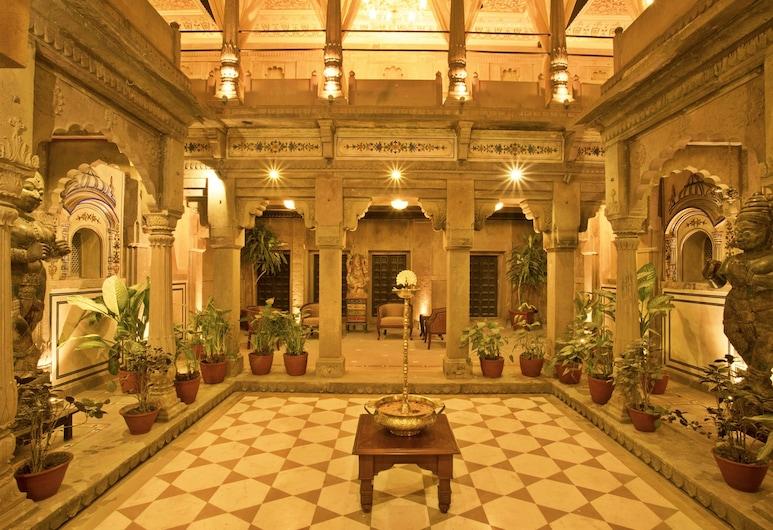 BrijRama Palace - A Heritage Hotel, Varanasi, Udvar